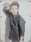 EXO - Colored Poster (D.O)