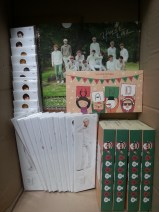 Nature Republic - EXO Goods that arrived this week