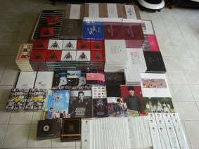 Season Greetings, Albums & Items that arrived this week!