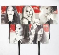 f(x) Red Light Official Photo Fan