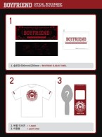 BOYFRIEND The First Chapter In Seoul BEWITCH Concert Official Merchandise 01
