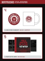 BOYFRIEND The First Chapter In Seoul BEWITCH Concert Official Merchandise 02