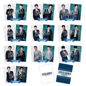 SJ SS6 in Japan Goods - Changing Card