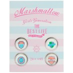 SNSD 2014 The Best Live In Tokyo - Marshmallow