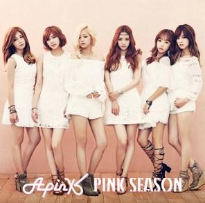 A Pink - Pink Season (Japan Version)(Regular Edition)