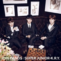 Super Junior K.R.Y - Join Hands (CD)(Limited Edition)(Japan Version)