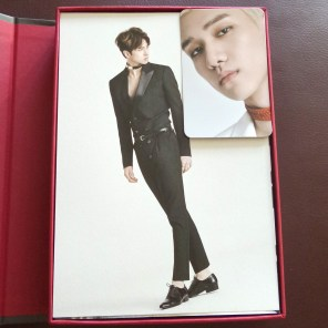 VIXX - Chained Up (Control Ver)(Ken Paper & Hyuk Photocard)