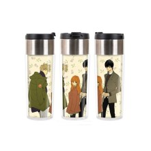 CHEESE IN THE TRAP GOODS - TUMBLER (TRIO SILVER STAINLESS)