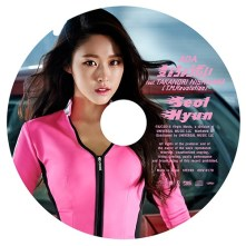 AOA - Give Me The Love (Japan Version)(Limited Edition Seol Hyun)