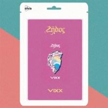 VIXX 5th Single Album - Zelos (Kihno Version)