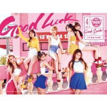 AOA Mini Album Vol.4 – Good Luck (Weekend Ver.)