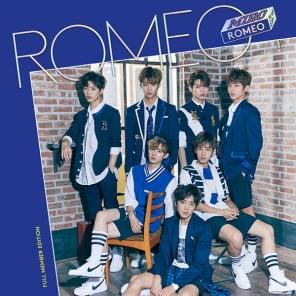 ROMEO Mini Album Vol.3 - MIRO (Full Member Edition)