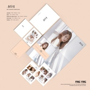 AOA 2017 Official Season's Greetings