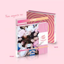 TWICE Mini Album Vol.3 – TWICECOASTER (Version B - Neon Magenta Version)
