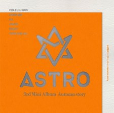 ASTRO Mini Album Vol.3 – Autumn Story (Version B)