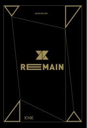 KNK MINI ALBUM VOL.2 - REMAIN (Normal Version)