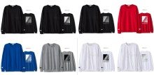 BTS The Wings Tour Pullover Colors