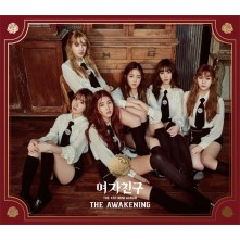 GFRIEND Mini Album Vol.4 - THE AWAKENING (Knight ver.)