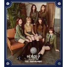 GFRIEND Mini Album Vol.4 - THE AWAKENING (Military ver.)