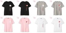 B.A.P ROSE T-Shirt (Colors)