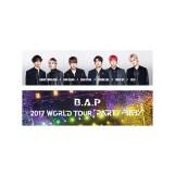 BAP 2017 WORLD TOUR 'PARTY BABY' CONCERT OFFICIAL GOODS - TOUR SLOGAN