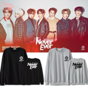 GOT7 Never Ever Pullover