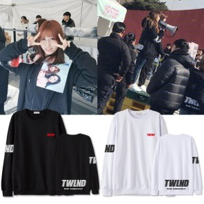 TWICE TWICELAND TWLND The Opening Pullover