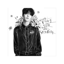 YE SUNG 2ND MINI ALBUM - SPRING FALLING (NORMAL EDITION)