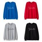 IU Palette Pullover (Colors)