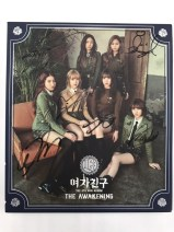 Official Autographed GFRIEND Mini Album Vol.4 – THE AWAKENING (Military Version)
