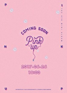 APINK 6TH MINI ALBUM - PINK UP (A VER)