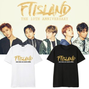 FTISLAND OVER 10 YEARS T-Shirt