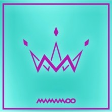 MAMAMOO 5TH MINI ALBUM - PURPLE (TYPE B)