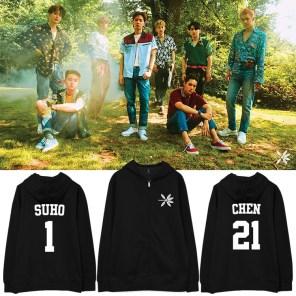 EXO The War Jacket