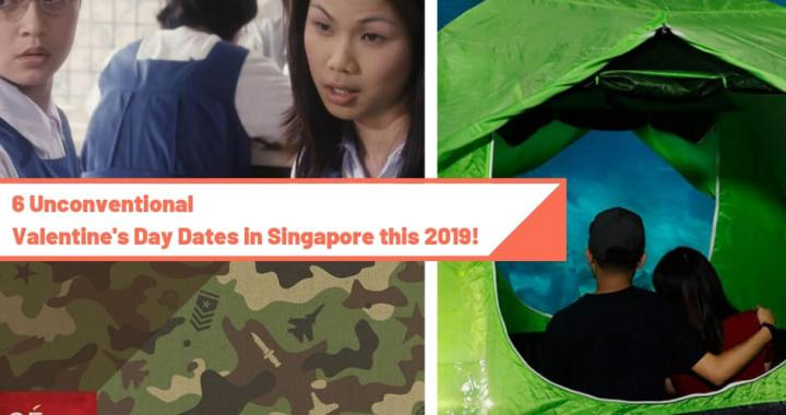 6 Unconventional Valentine's Day Dates in Singapore this 2019!