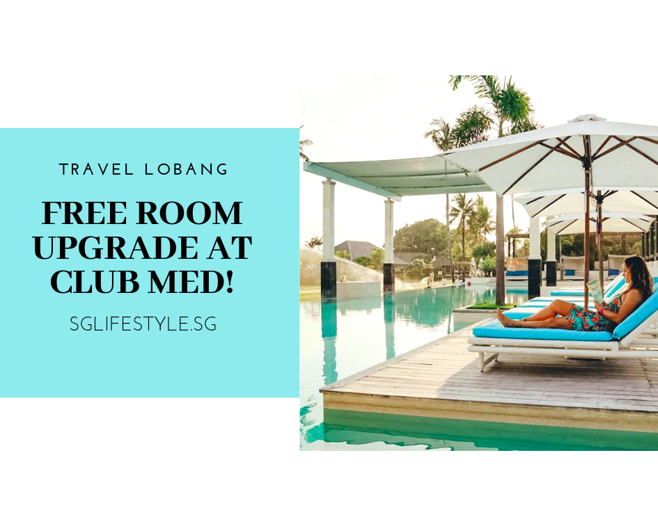 club med singapore promotion