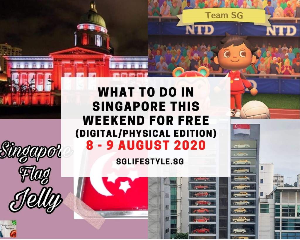national day what to do in singapore 2020