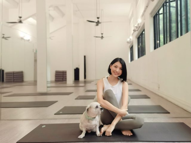 Ashly at The Yoga Inc Guillemard Outlet