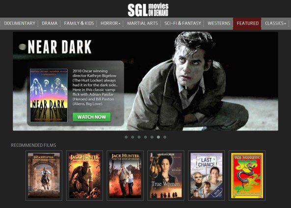 SGL Movies On Demand