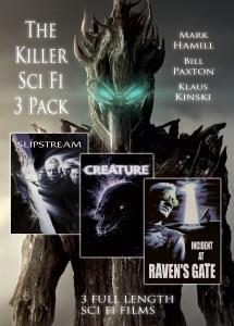 The Killer Sci Fi 3 Pack