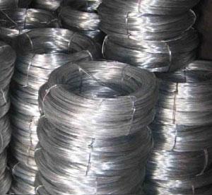 Galvanized Iron Flat Wire