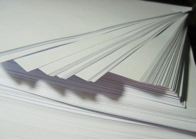 Paper – A3 & A4