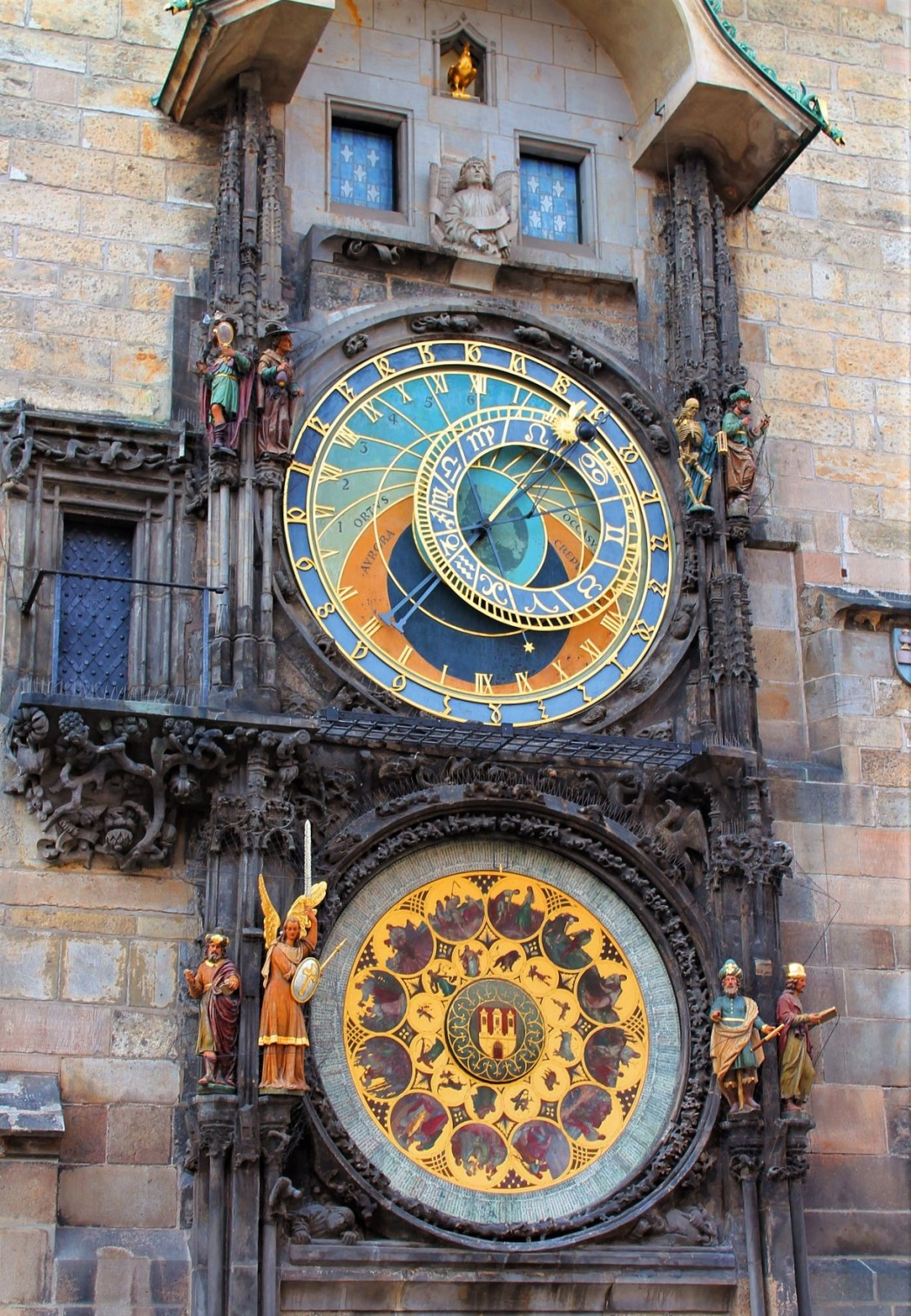 Astronomical Clock web