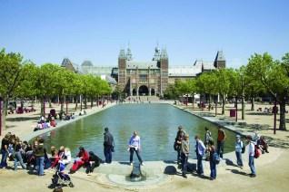 Amsterdam's Rijksmuseum