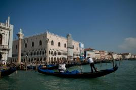 Venice Dodge's Palace Gondola Ride