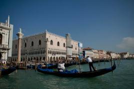 Venice Dodge's Palace Gondola Ride