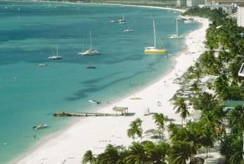 Great Aruban Beach