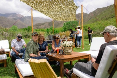 Horseback riding and Picnic in Mendoza