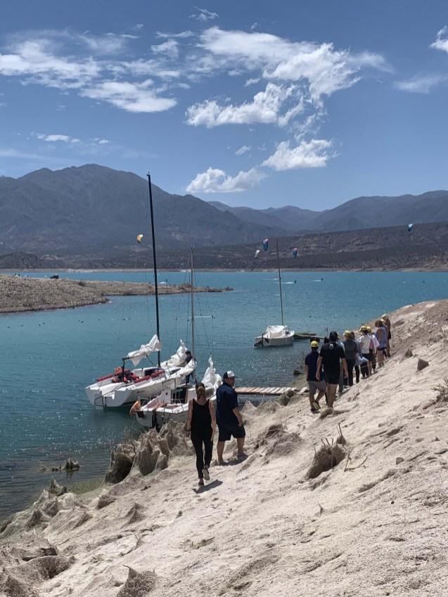 Mendoza, Potrerillos Dam