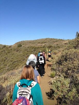 Dagger Flat Trail